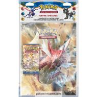 Pack Cahier Range-Cartes + Booster XY Rupture Turbo
