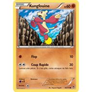 Kungfouine 60 PV - 56/111 XY POINGS FURIEUX