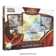 Coffret  Darkrai-GX Chromatique Légendes Brillantes Collection