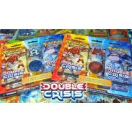 Tripack Pokemon DOUBLE DANGER : Team Aqua et Magma 3 booster double danger