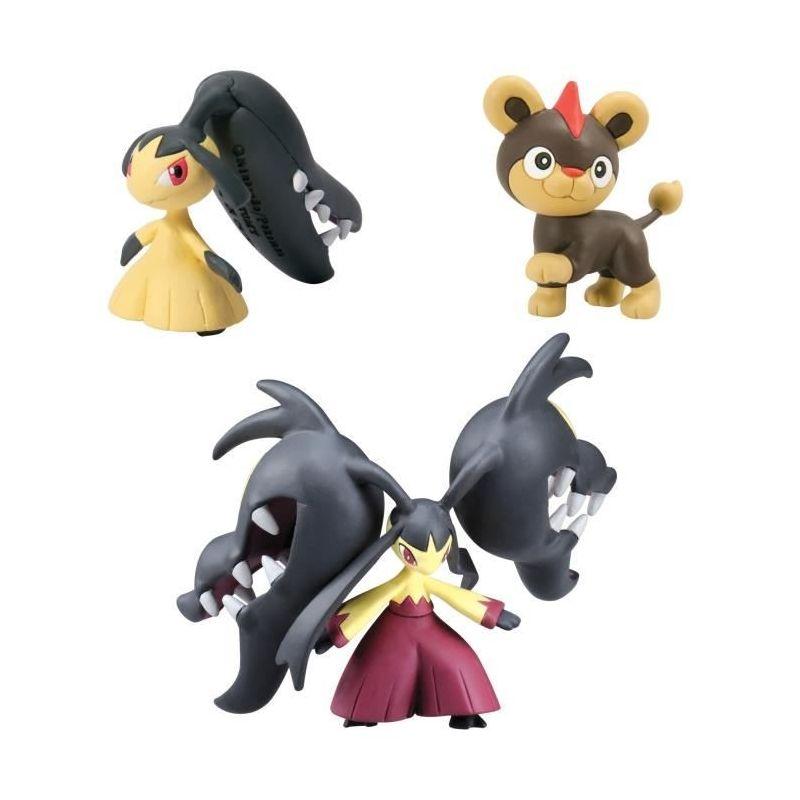 Coffret Pokémon Méga Mysdibule Hélionceau Mysdibulle