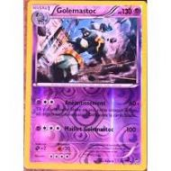 Carte pokemon golemastoc 130 PV - 43/111 Xy03 Poings Furieux REVERSE